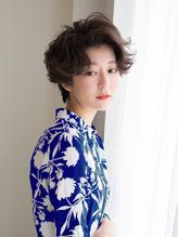 『HIROIN西麻布本店』外ハネフォルムショート.31