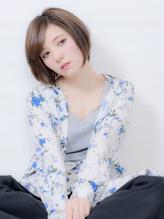 ニュアンスショートボブ【UNIX荻久保麻愛】.13