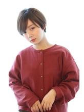 大人可愛いシンプルショート【せんげん台・越谷】.59