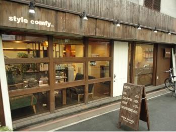 スタイルカンフィ(style comfy)(大阪府大阪市中央区/美容室)