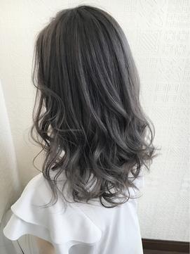 2020年夏 グレーアッシュマカロンカラーのヘアスタイル Biglobe Beauty