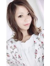 【ffhair】外ハネ☆切りっぱなしボブ scene.2 .52