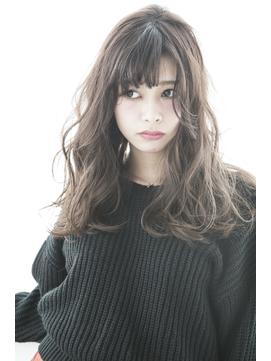 【miel hair新宿】イルミナハイライトグレージュ