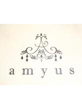 ヘア アンド メイク アミュス(amyus)