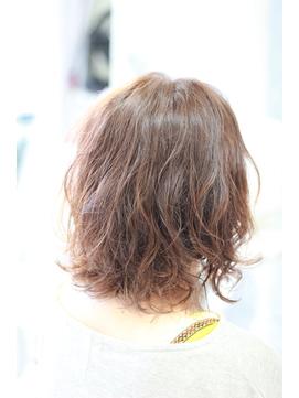 【イメチェン計画!】デジタルパーマ+カラー+カット vol.12