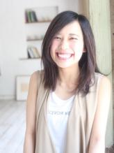 ☆大人可愛い暗髪スタイル☆.54
