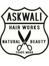 アスクワリィ ヘアワークス(ASKWALI HAIR WORKS)