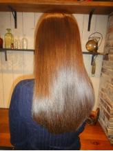 1~2ヵ月たっても効果がリセットされない【KIRARA矯正】は、やればやるほど髪がきれいになっていく!