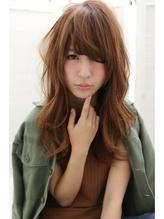 【BiBiアリアンヌ・高知】柔らかシフォンウエーブ .36