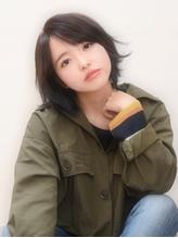 外ハネプラチナアッシュ×マニッシュショート【UNIX小野渚】.29