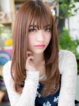 *+COVER HAIR+*…恋を仕掛ける…フェミニンストレートa 小悪魔.7