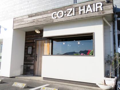 コジヘアー(CO ZI HAIR) image