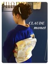 訪問着【CLAUDE-monet-Collection】 七五三.33