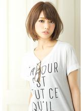 『Rue:京都』大人ナチュラル☆ショートボブ .34