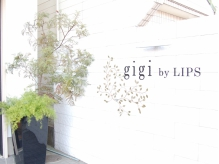 �W�W�o�C���b�v�X(gigi by LIPS)