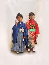 七五三×かわいい姉弟ヘアアレンジ.7