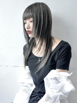 【ウエジ_design】前髪 くびれ イメチェン