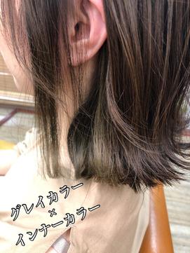 【ayame大泉学園】インナーカラー_鬼滅の刃_ブリーチ