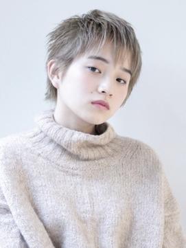 [中村 マサアキ]ナチュラルなハイトーンショート☆