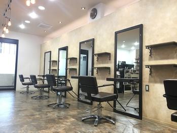 セピアージュ トロワ(hair beauty clinic salon Sepiage trois)の写真