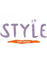 ヘアリゾート スタイル(hair resort STYLE)