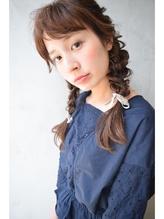 【Neon by Newton】女の子マジック おさげ.36