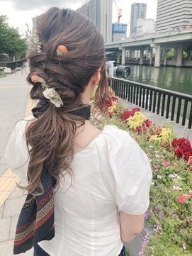 【STUD】ドライフラワーゆるふわセット
