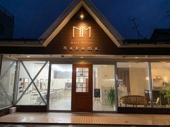 ナカマ(Nakama.)(石川県金沢市/美容室)