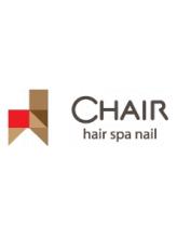 チェアー ヘアスパネイル(Chair hair spa nail)