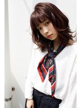tuuli☆二日市店☆チェリーバイオレットセミディ☆.34