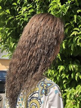 ワイルドヘアー
