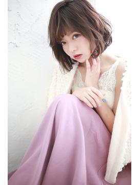 【La fith】 トレンド☆キュートボブスタイル