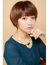 【MINX】2017年冬銀座30代40代オススメショートスタイル 2017,ショート.53