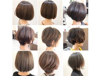 ヘアークリエイト ミリ(hair create mm)(大分県大分市)