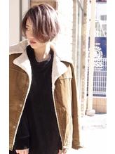 【micca下北沢】センターパート×ショートボブ☆.18