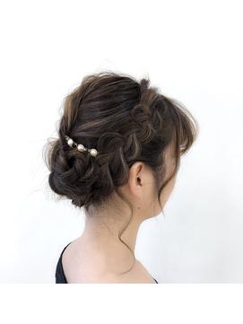 7f0e1be76f18a 2019年夏 お呼ばれのヘアスタイル・ヘアアレンジ・髪型|BIGLOBE Beauty