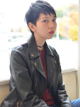 【秋冬】ボーイフレンドショート【lalmamit サトウタクロウ】