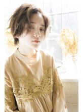 [Garland/表参道]☆ブルージュミディアムボブ☆.20