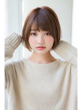 【joemi】小顔大人ショートボブスタイル(小倉太郎)