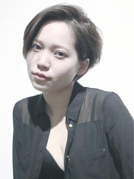 【KORD_TOKYO】GIRL          美髪×マニッシュ×ネイビーカラー