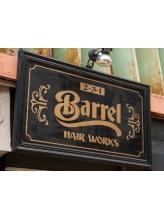 ヘアーワークス バレル(HAIR WORKS Barrel)
