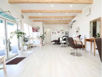 ヘアーサロンヴェルデ(hair salon VERDE)(岡山県岡山市南区/美容室)
