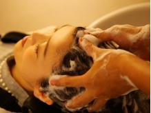 【ヘッドスパ¥1620/¥3240】髪の状態に合わせて選べるヘッドスパ!丁寧なマッサージで頭皮から髪健やかに