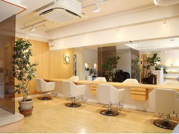 ヘアリゾート ヴィボ(hair resort VIVO)(神奈川県横浜市緑区/美容室)