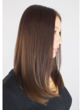 ただストレートにするのではなく、自然に髪を扱いやすくする一人一人に合わせた【e-ne】のストレート★