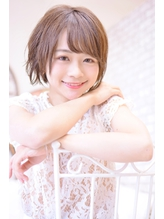 【メイズ東中野・鍛原志行】フロートショートボブ.35