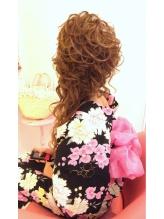 艶盛りセット☆ 盛り髪.33