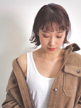 【 mist 】外ハネぱつっとボブ(金沢文庫/金沢八景/能見台)