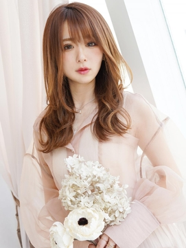 【ヘアジュレドゥ 安江】女性可愛いスタイル