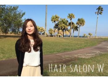 ヘアサロン ダブル(Hair salon W)(宮崎県宮崎市/美容室)